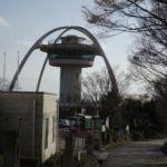 Der Aussichtsturm Himeji