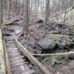 Wanderweg zum Mt. Byobu