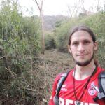 Auf dem Weg zum Mt. Byobu